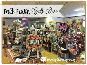 Fall Frolic Craft Show Pictures