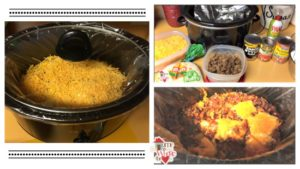 Crock Pot Mexican Casserole | Ready in 4 Hours