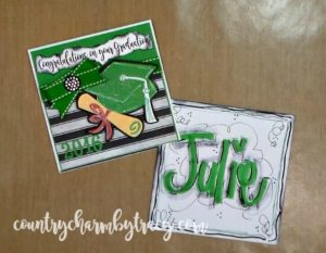 Graduation Cards Money Holder – Full Step by Step Video Tutorial