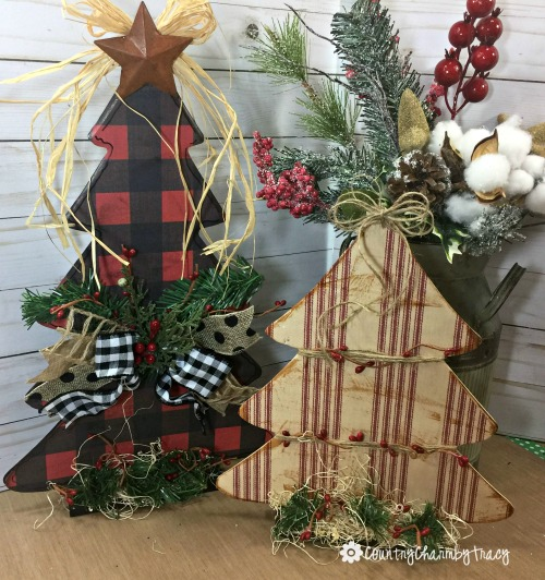 Dollar General Christmas Decorations.Diy Dollar Store Christmas Trees By Tracy
